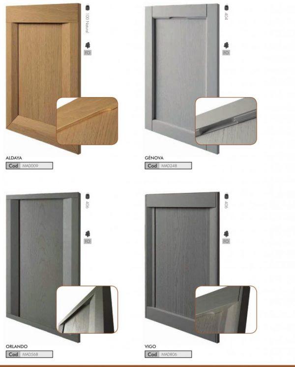 Range Of Wooden Doors
