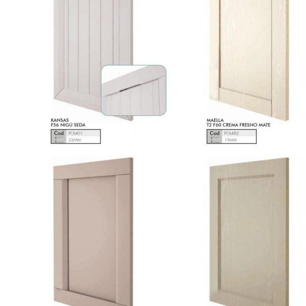 Range Of Polylaminate Doors