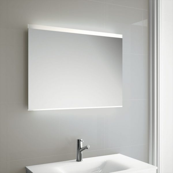 Up and Down Mirror with LED Light