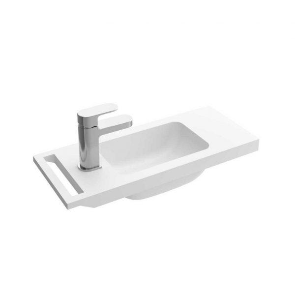 Martha 555 Matte White washbasin