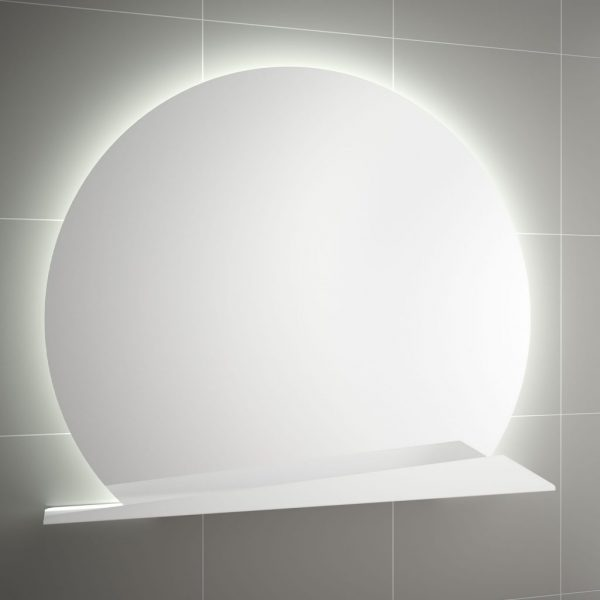 Sunrise Mirror with LED Light