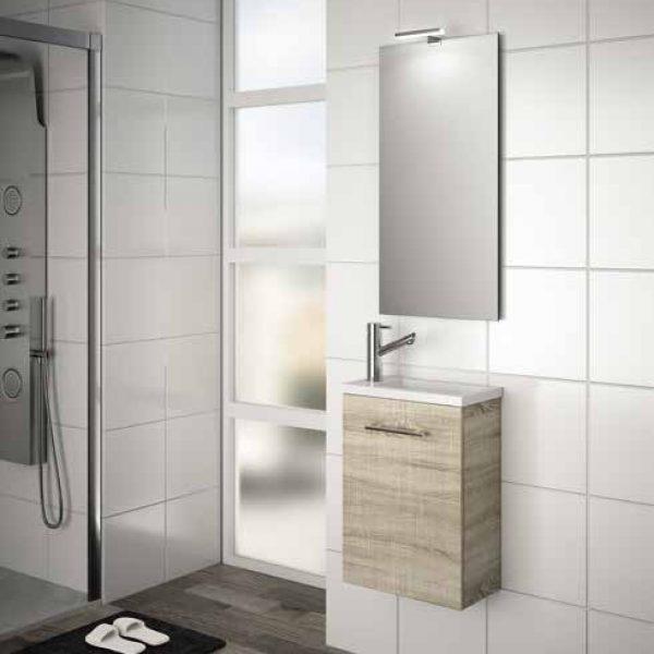 Micro Bathroom Set