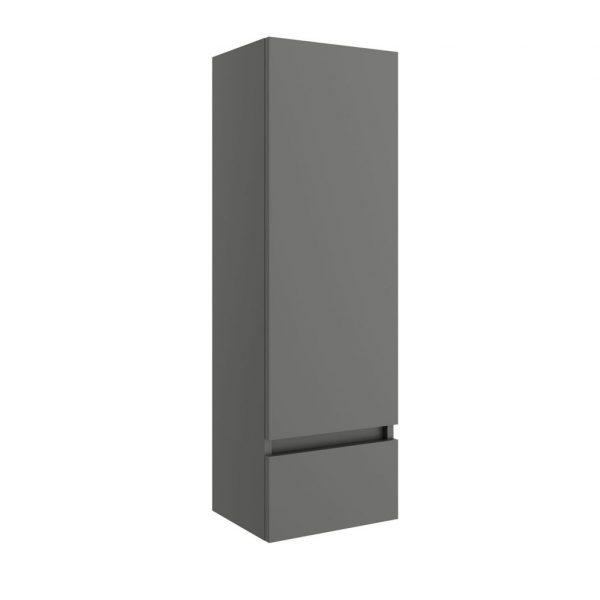 Infinity Wall Mounted 1 Door / 1 Drawer Storage Unit