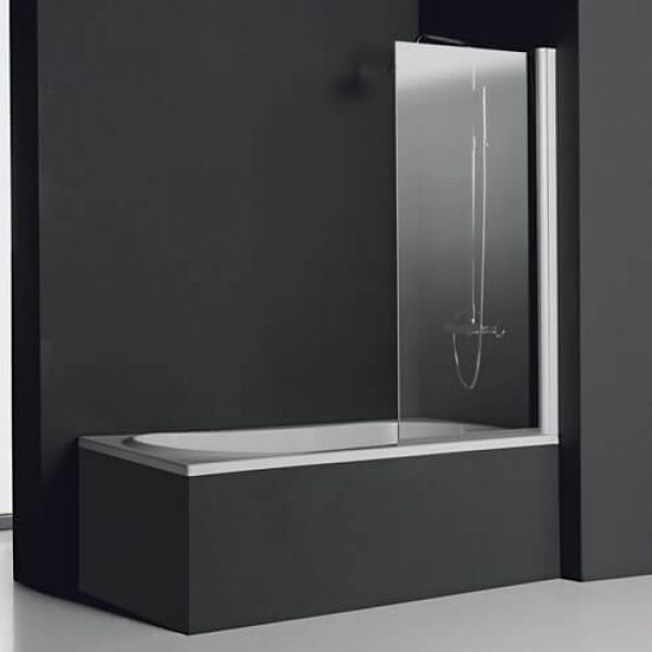 Ces Folding Glass Shower Screen