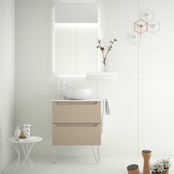 Monterrey 2 Drawer Bathroom Set