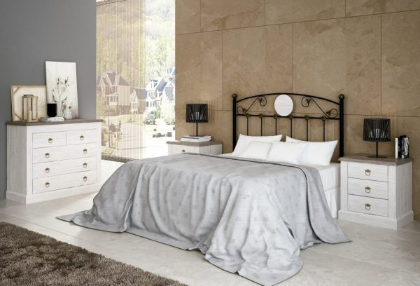 Irma Bedroom Composition 4