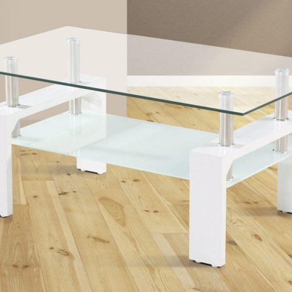 Sama Tempered Glass Coffee Table