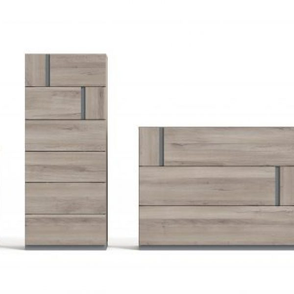 Duo Chester Drawers - 6 Drawers