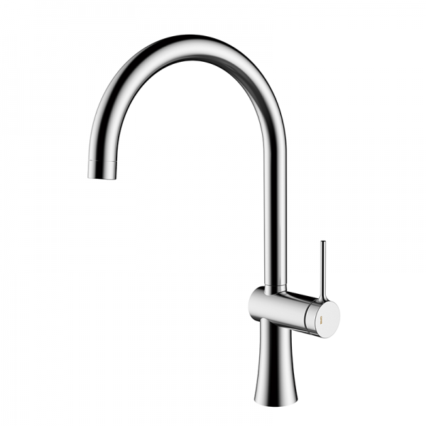 GRB Female Curved Kitchen Tap
