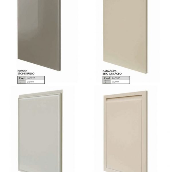 Range of Lacquered Doors