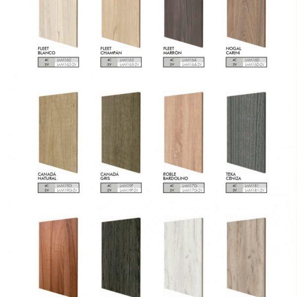 Range Of Laminate Doors